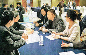 中国瀋陽の商談会及び北京、大連の企業視察に参加